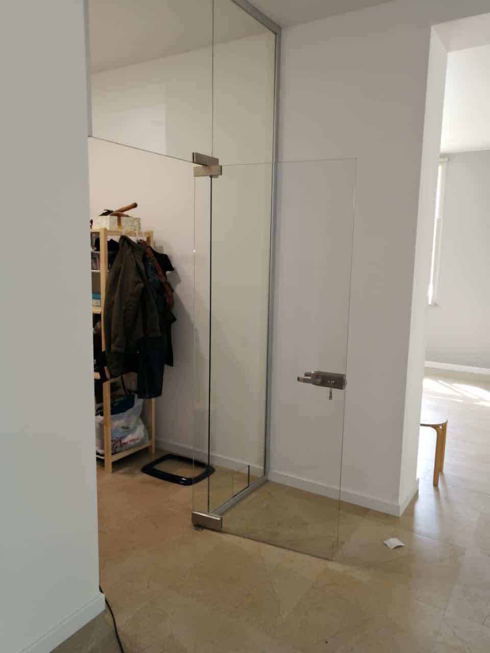 перегородка в квартире