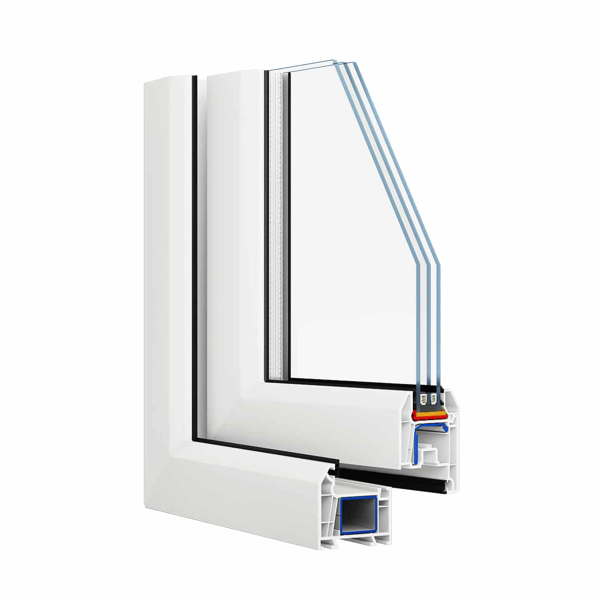 Профиль окно стандарт