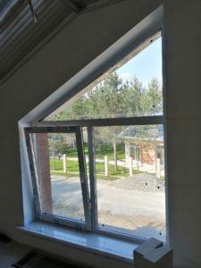 окно необычной формы